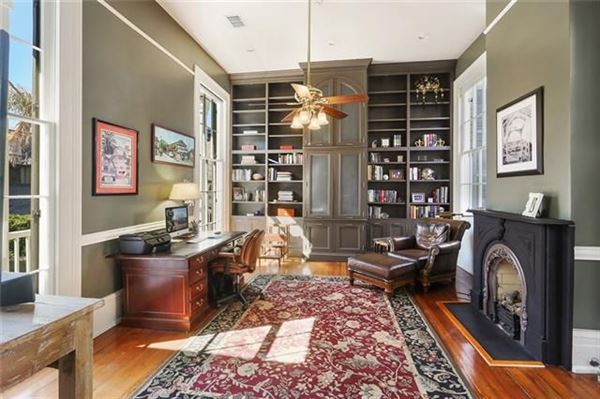 Mansions in Grand and gorgeous 1860s Greek revival mansion