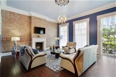 a Majestic Creole Townhouse luxury real estate