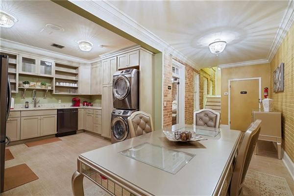 Luxury real estate a Majestic Creole Townhouse