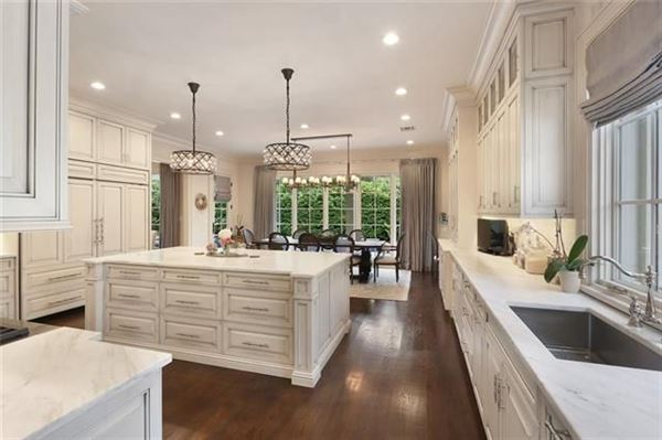 Magnificent custom built home luxury real estate