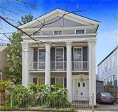 Luxury living in the very hip Lower Garden District mansions