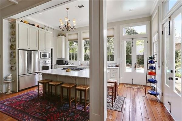 Luxury properties Luxury living in the very hip Lower Garden District