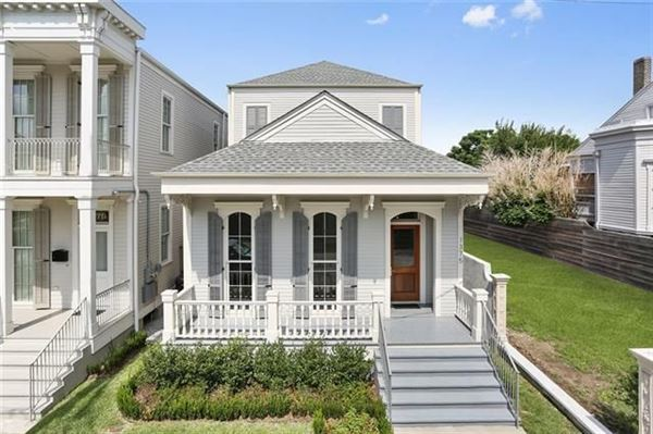 Lower Garden District New Construction Louisiana Luxury Homes Mansions For Sale Luxury Portfolio