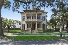 restored Victorian mansion - once owned by Anne Rice mansions