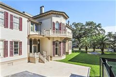 restored Victorian mansion - once owned by Anne Rice luxury real estate