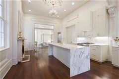 Luxury real estate beautifully renovated 1860s Italianate mansion
