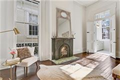 Luxury homes beautifully renovated 1860s Italianate mansion
