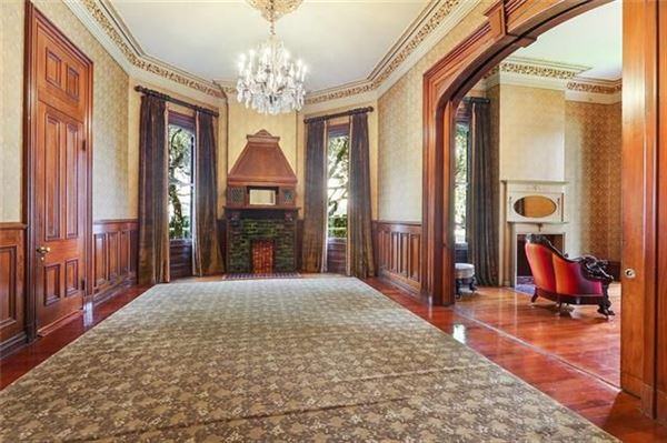 Luxury real estate restored Victorian mansion once owned by Anne Rice