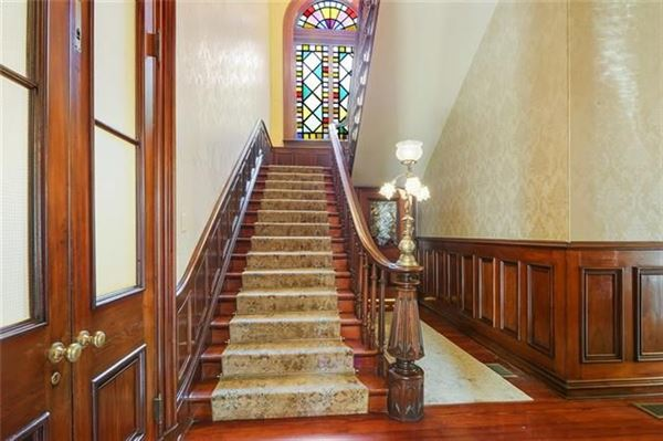restored Victorian mansion once owned by Anne Rice luxury real estate