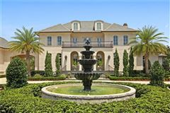 Luxury homes in gated Sanctuary in mandeville