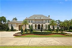Mansions in gated Sanctuary in mandeville