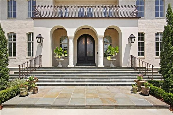 Luxury homes gated Sanctuary in mandeville