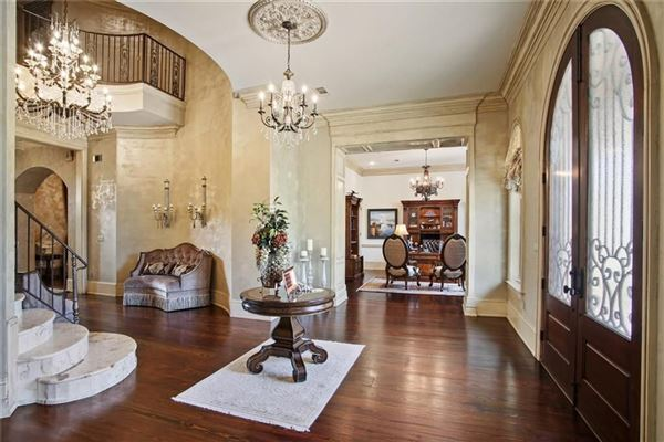 Luxury real estate gated Sanctuary in mandeville