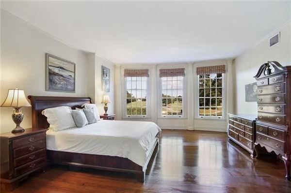 Grand three story Colonial  luxury real estate
