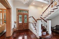 Luxury homes in Beautiful mansion on lush oversized corner lot