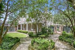 Mansions in Exquisite Metairie Club Gardens compound on estate-sized grounds
