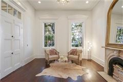 Mansions in exceptionally renovated and restored first floor condo