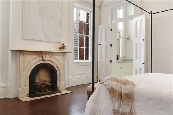 Luxury homes in exceptionally renovated and restored first floor condo