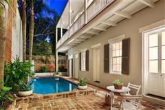 Luxury homes exceptionally renovated and restored first floor condo