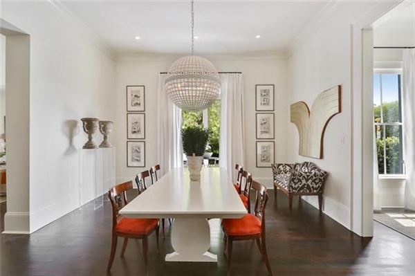 Luxury homes Magnificent Greek Revival Mansion