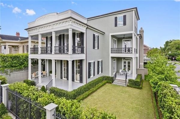Luxury homes in Magnificent Greek Revival Mansion