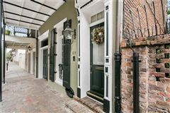 Mansions a Spectacular Creole townhouse