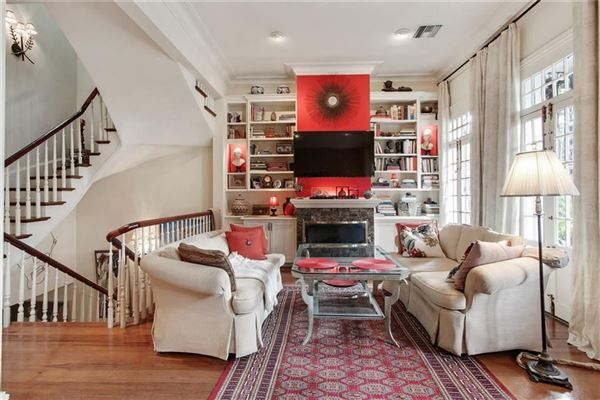 a Spectacular Creole townhouse luxury properties