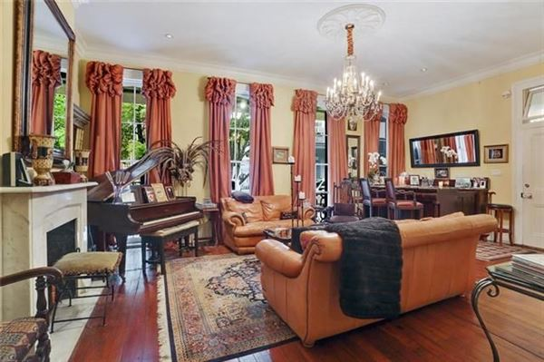historic home on Royal Street luxury real estate