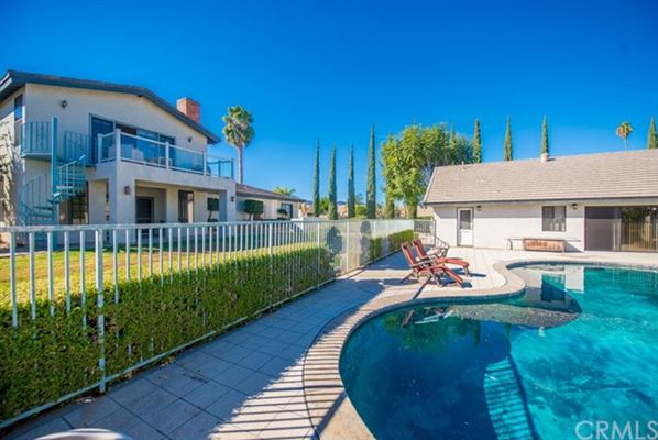 unique property in sought-after enclave of Corona luxury homes