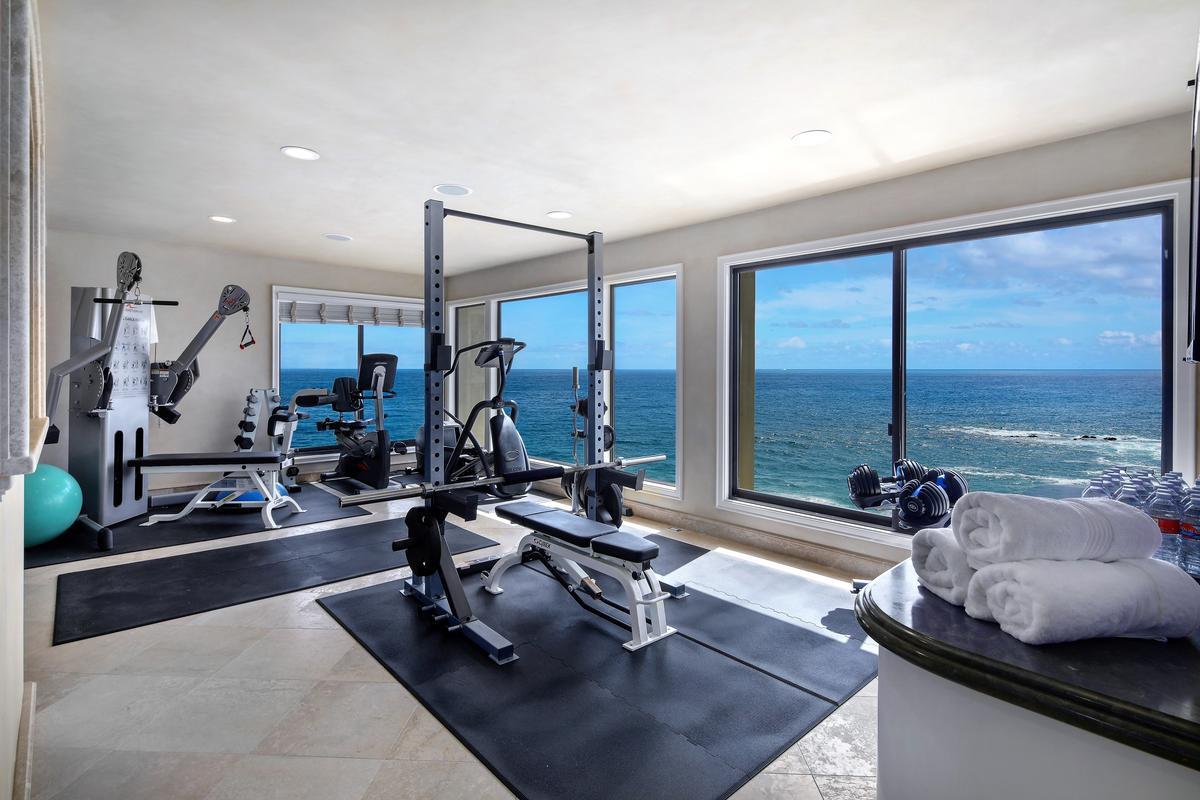Luxury homes Premier Oceanfront Masterpiece on Victoria Beach