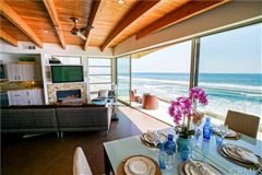 Mansions in recently remodeled oceanfront condo