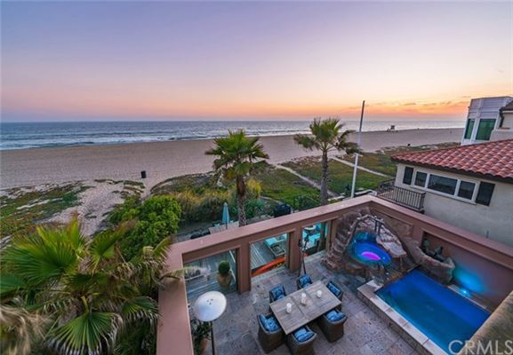 Luxury homes this exquisite beach front home boasts grand views
