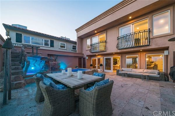 Luxury real estate this exquisite beach front home boasts grand views