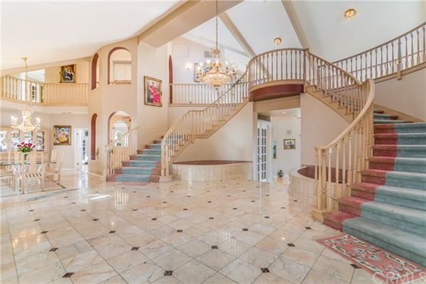 Gated executive home with breathtaking view luxury homes