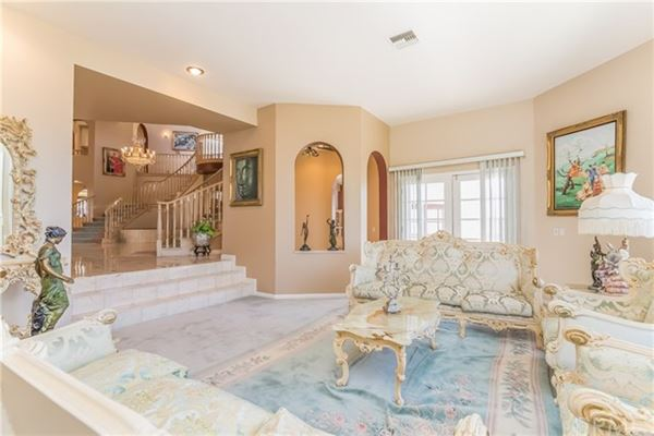 Gated executive home with breathtaking view luxury real estate