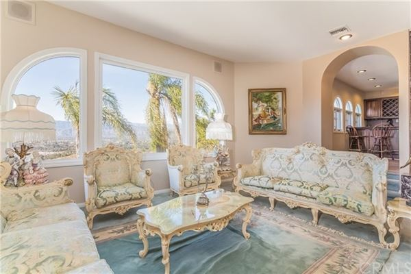 Luxury properties Gated executive home with breathtaking view