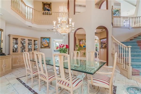 Gated executive home with breathtaking view mansions