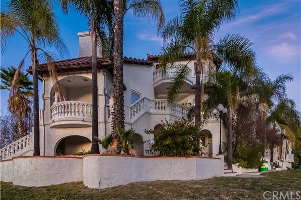 Luxury real estate Gated executive home with breathtaking view