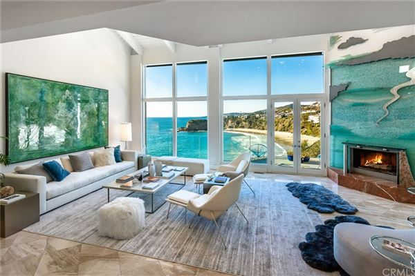 Luxury homes gorgeous contemporary oceanfront estate