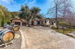 Luxury homes in luxurious and versatile vineyard estate