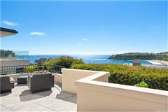 Luxury real estate exceptional opulence with panoramic ocean view