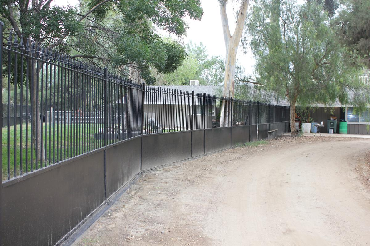 Luxury homes well-maintained ranch and horse training facility