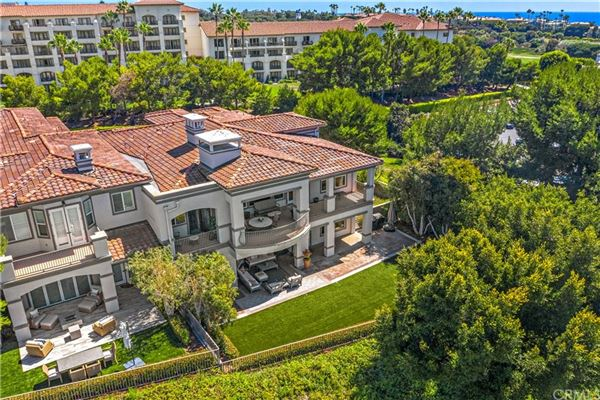 Mansions in Monarch Beach Resort Living