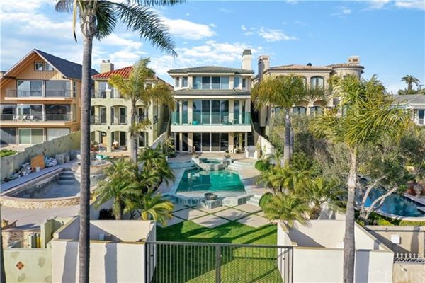 Mansions in Seal Beach Gold Coast home with amazing views