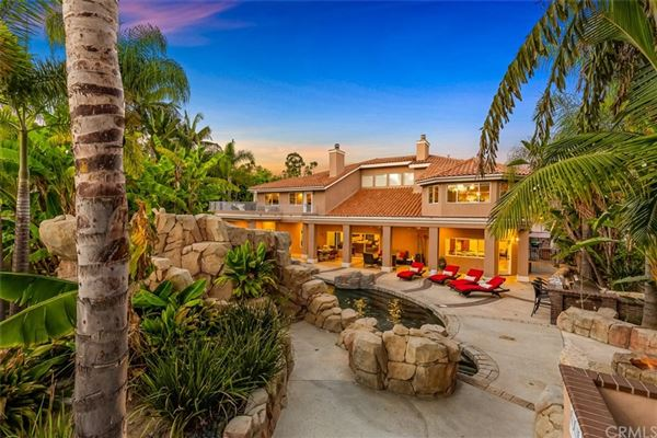 Tropical paradise in Nellie Gail Ranch luxury real estate