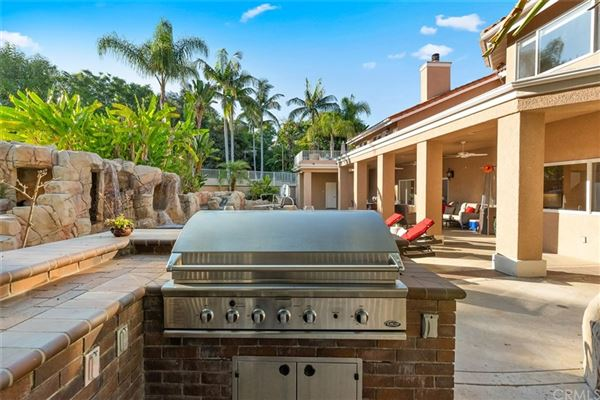 Tropical paradise in Nellie Gail Ranch luxury homes