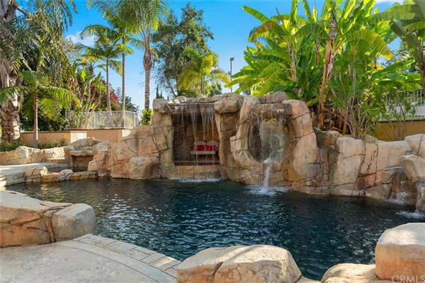 Tropical paradise in Nellie Gail Ranch luxury properties