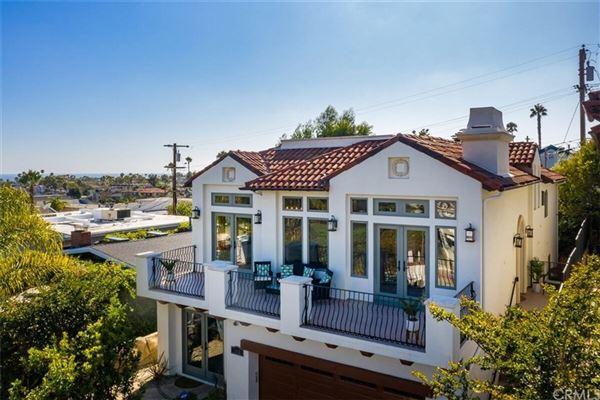 Luxury real estate contemporary Mediterranean masterpiece