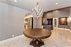Elegant Spanish Style Villa single-story w/ sweeping city views luxury properties
