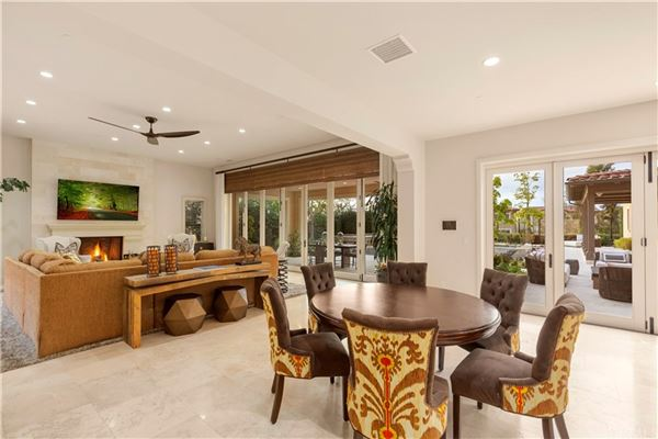 incredible home in Groves of Orchard Hills mansions